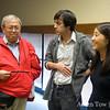 Talking with John Eng-Wong.