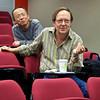 Professor Jon von Kowallis asks a question about early 20th-century Chinese writer Lu Xun thoughts on Qiu Jin.