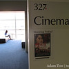 327 Cinema, where we held the screening.