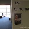 327 Cinema, where we held the screening.