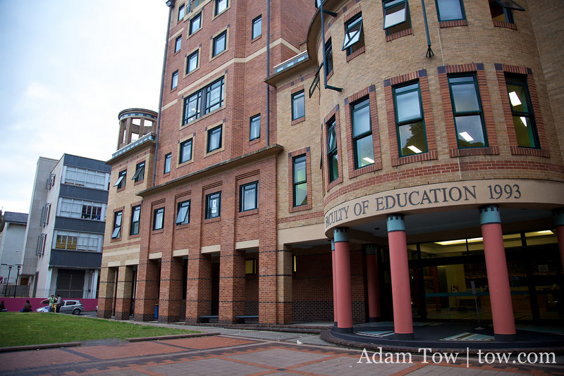 The Education Building at the University of Sydney.