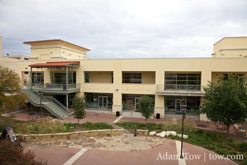 The University Center at the University of Texas at San Antonio