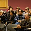 Attendees at our Autumn Gem screening at the University of Victoria.