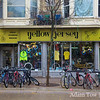 The Yellow Jersey bike store in Madison, Wisconsin.