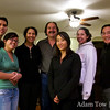 Hanging out with the Reyes family, who hosted us while in San Antonio.
