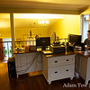 Bryan works in his home office in Redmond, WA.