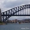 We might walk up the Harbor Bridge when we return to Sydney next week.