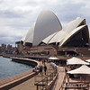 We visit the Opera House in Sydney Australia.