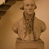 Bust o George Washington.