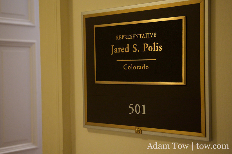 Jared is a member of the U.S. House of Representatives from the State of Colorado.