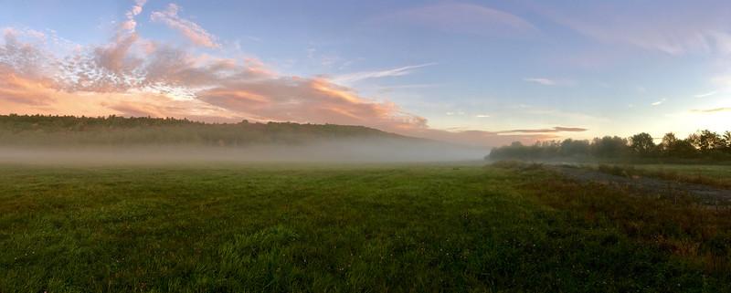 Sunrise in Fairhaven