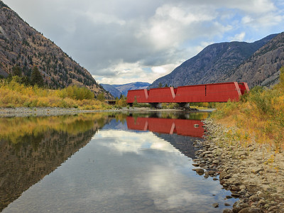 The Red Bridge IV- 2017