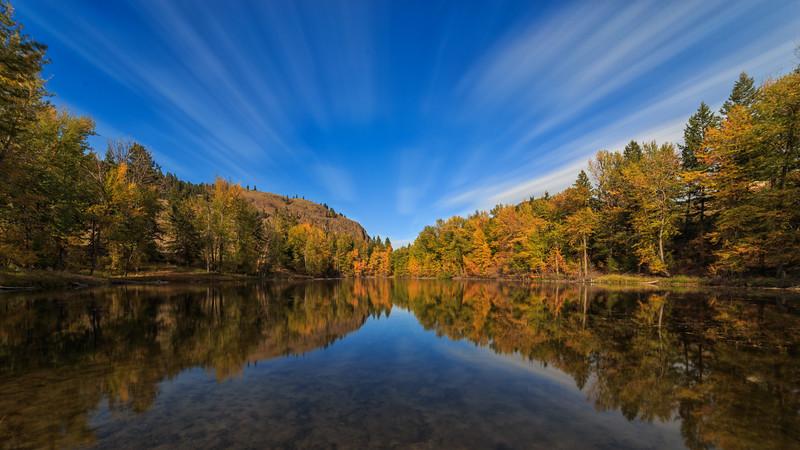 Twin Lakes Pond Mean Blend