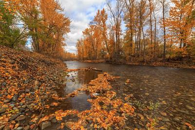 Mission Creek Autumn's Peak