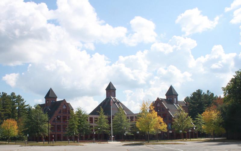 Murdock High School. Designed by ARC. Built 1995.