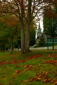 Port Gamble Church, WA