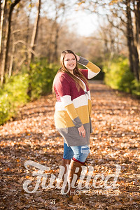 Autumn Settle Fall Senior Session (5)