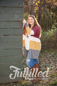 Autumn Settle Fall Senior Session (14)