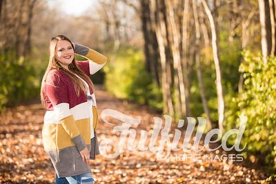 Autumn Settle Fall Senior Session (6)