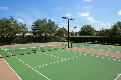 Autumn Woods Tennis