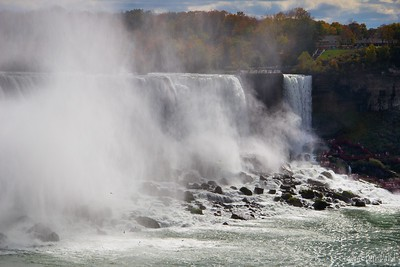 American Falls in Autumn