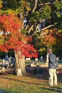 Autumn Foliage, Concord and Rick!