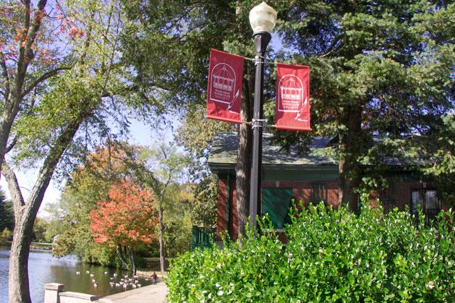 Rhode Island Watercolor Society, Slater Memorial Park