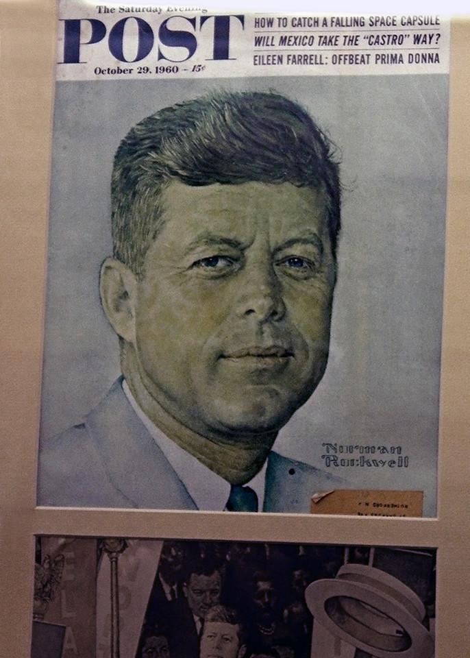 Norman Rockwell Exhibit, Arlington, Vermont