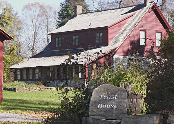 Robert Frost House, Shaftsbury, Vermont