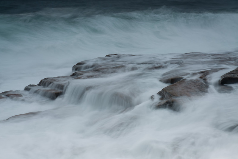 Crashing Waves at Schoodic Point - Schoodic Peninsula, Maine - Andrew Ehrlich - October 2013