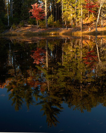 Reflecting Pool - Naubinway, Michigan