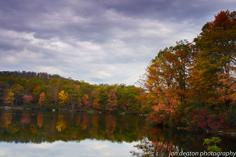 Fall Colors at Lake 3
