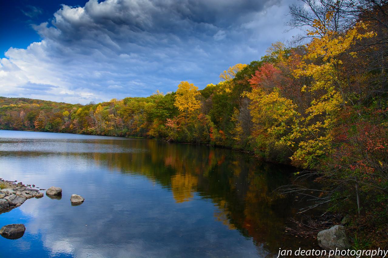 Fall Colors at Lake 1