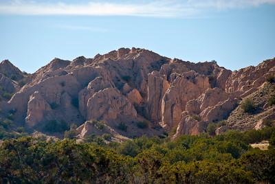 Georgia O'Keefe's rocks