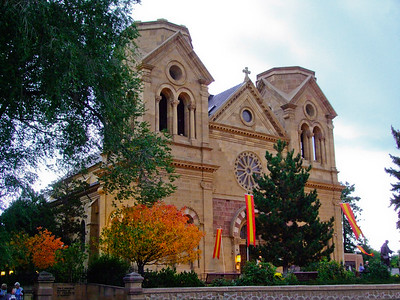 The Cathedral Basilica of St Francis