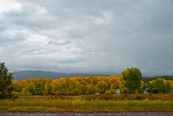 Autumn in the Land of Enchantment