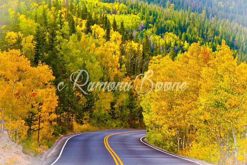 2. Rocky Mountain National Park in Autumn