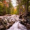 Autumn Cascade, Lincoln, NH