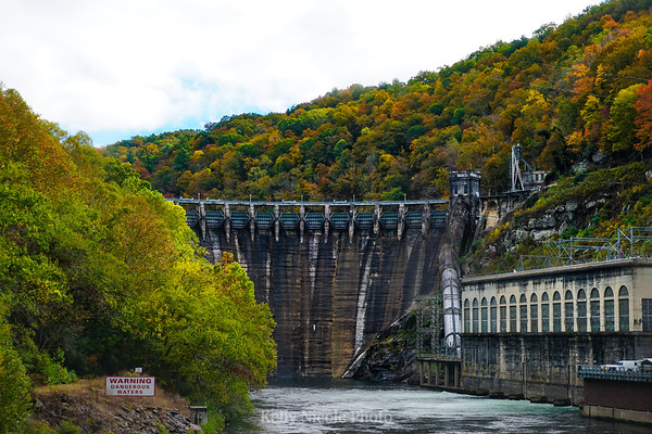 Cheoah Dam, North Carolina