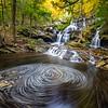 Swirling Water, Garwin Falls, Wilton, NH