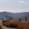 Looking toward Manhattan, Bear Mt. summit