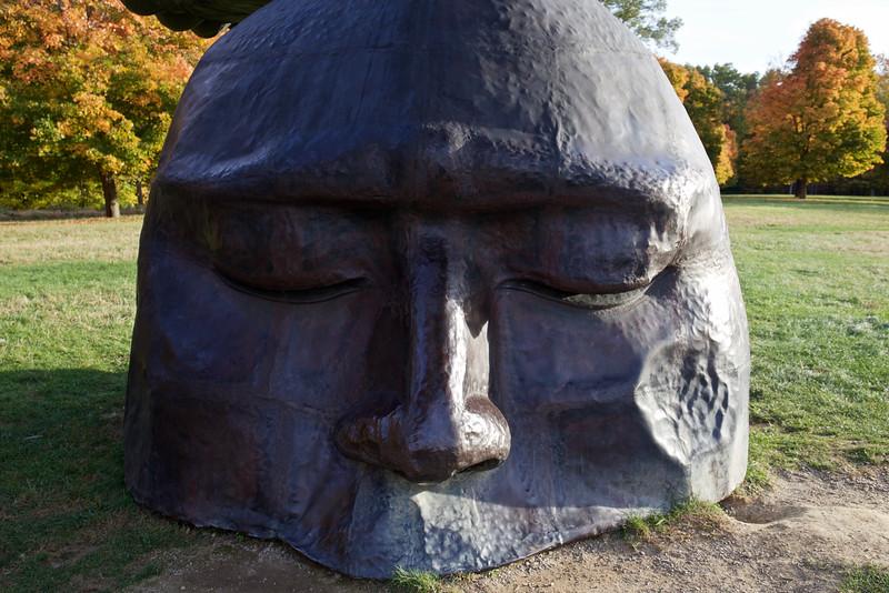 Head, Three Legged Buddha