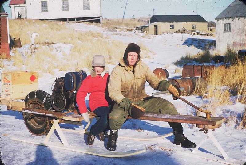 Alaska, 1955.