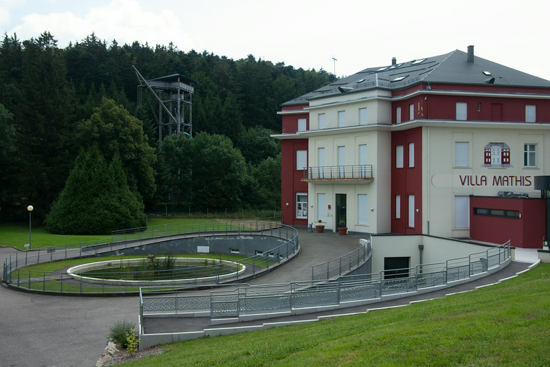 Après le passage du col de Kreuzweg