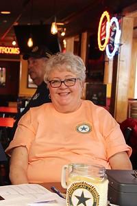 Peggy Hendley, Auxiliary President