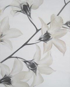 Strand of Pearls-Jardine, 40x50