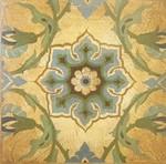 Alhambra Tiles III-Jardine, 20x20 canvas