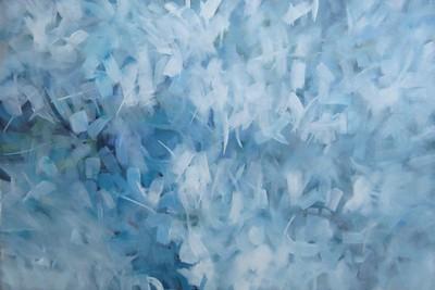 Feather Pillow-Jardine, 50x40