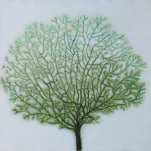 Sea Life V-Jardine, 30x30 canvas
