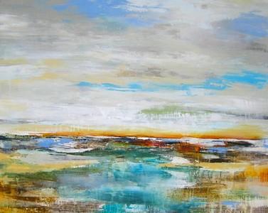 Shorebreak-Jardine, 50x40-M